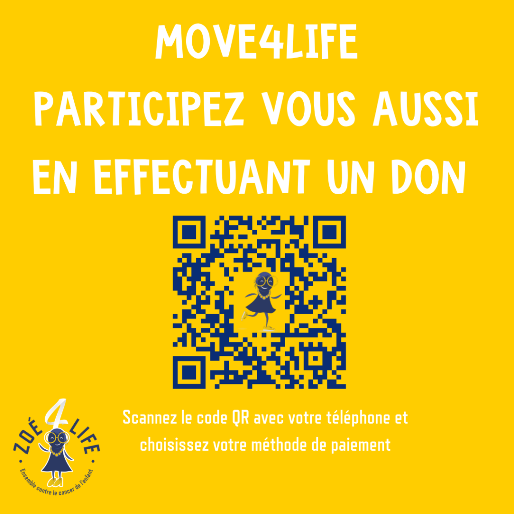 Move4life faites un don