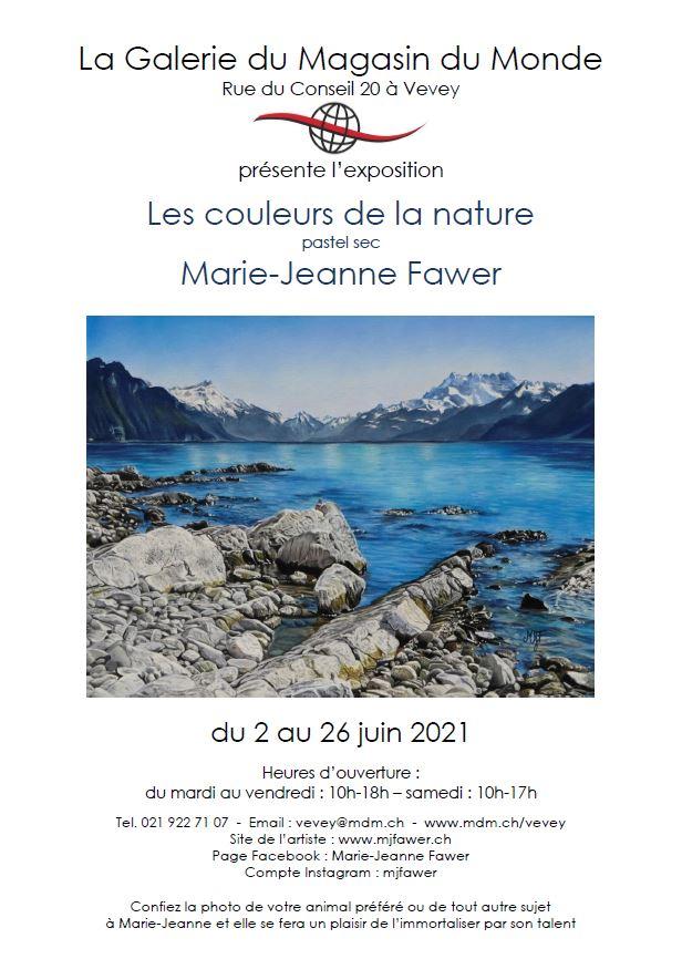 Affiche exposition juin 2021