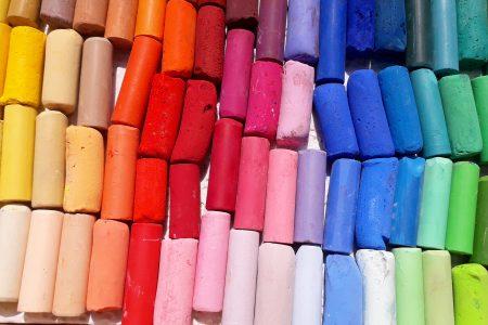 Pastels tendres, Pastel Rembrandt, Pastel à l'Ecu de Sennelier